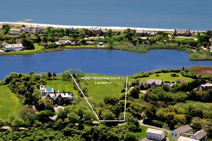 Luxury Hampton Home Site Chauncey Close in East Hampton